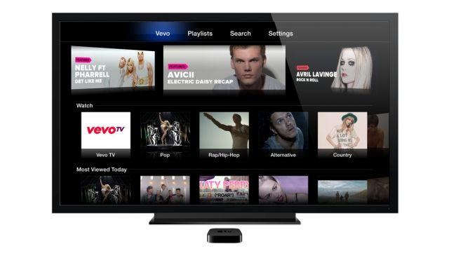 Apple TV Update Brings Disney Channel, Disney XD, Vevo