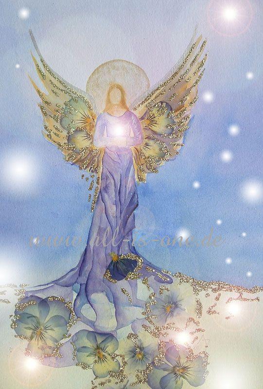 Erzengel_Zadkiel_1.jpg (541×800) | Archangels, Archangel ...