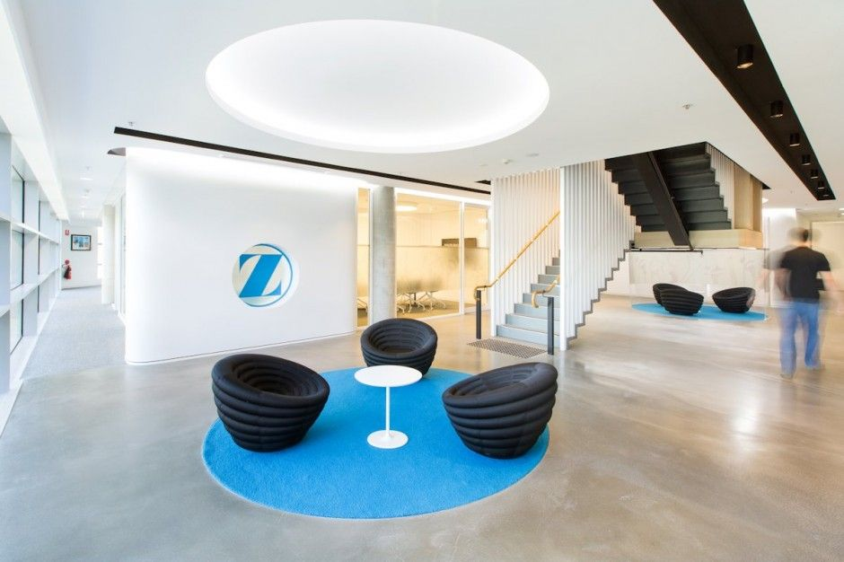 Zimmer Head Office By Gray Puksand