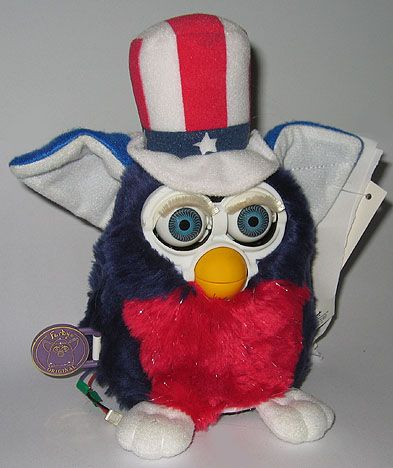4th of july furby unproduced