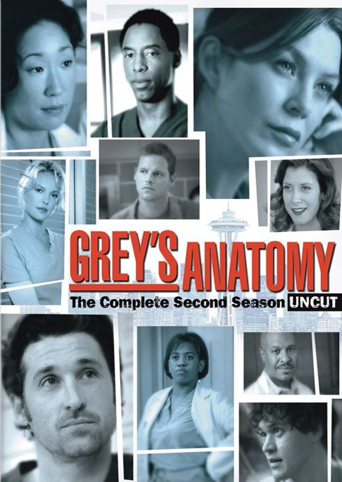 Grey\'s Anatomy Season 2, because of Denny and all of the tears I ...