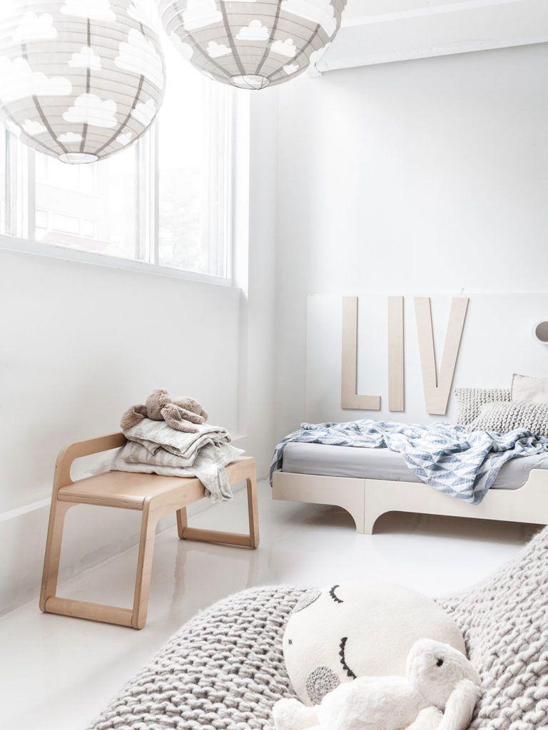 BB Bench Natural in 2019 Kinderzimmer Kids bedroom