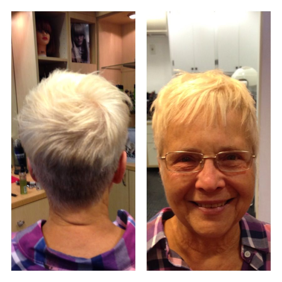 Pixie Haircut By Diane Hair Haircut Pixie Salon Beauty
