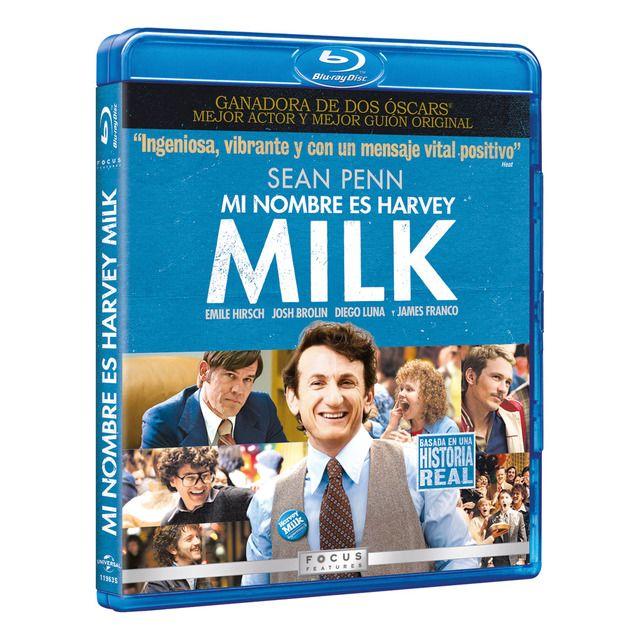 Mi Nombre Es Harvey Milk Blu Ray En 2020 Harvey Milk Nombres Y Diego Luna