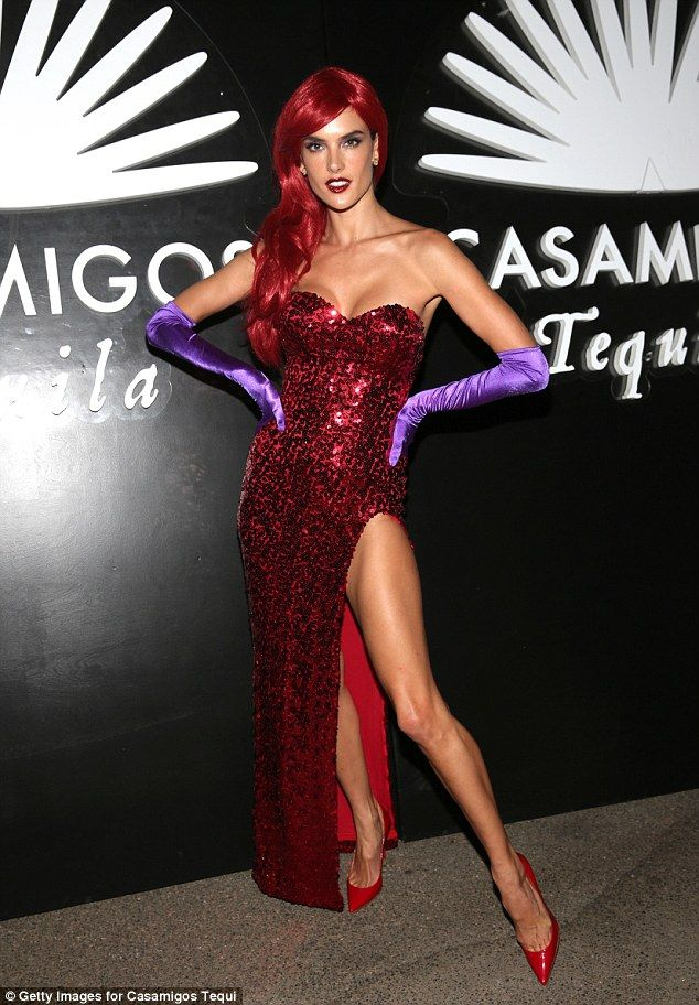 Jessica Rabbit Dress Up
