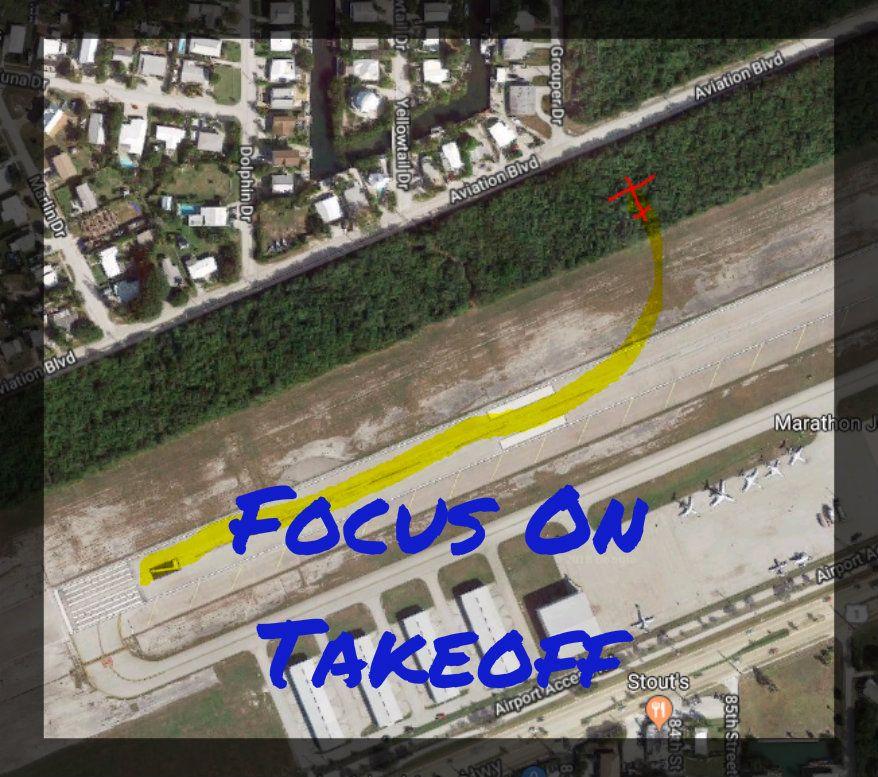 Accident Study Focus on Takeoff Flight training