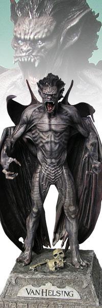 dracula stautes | SideShow Van Helsing Hell Beast Dracula Statue