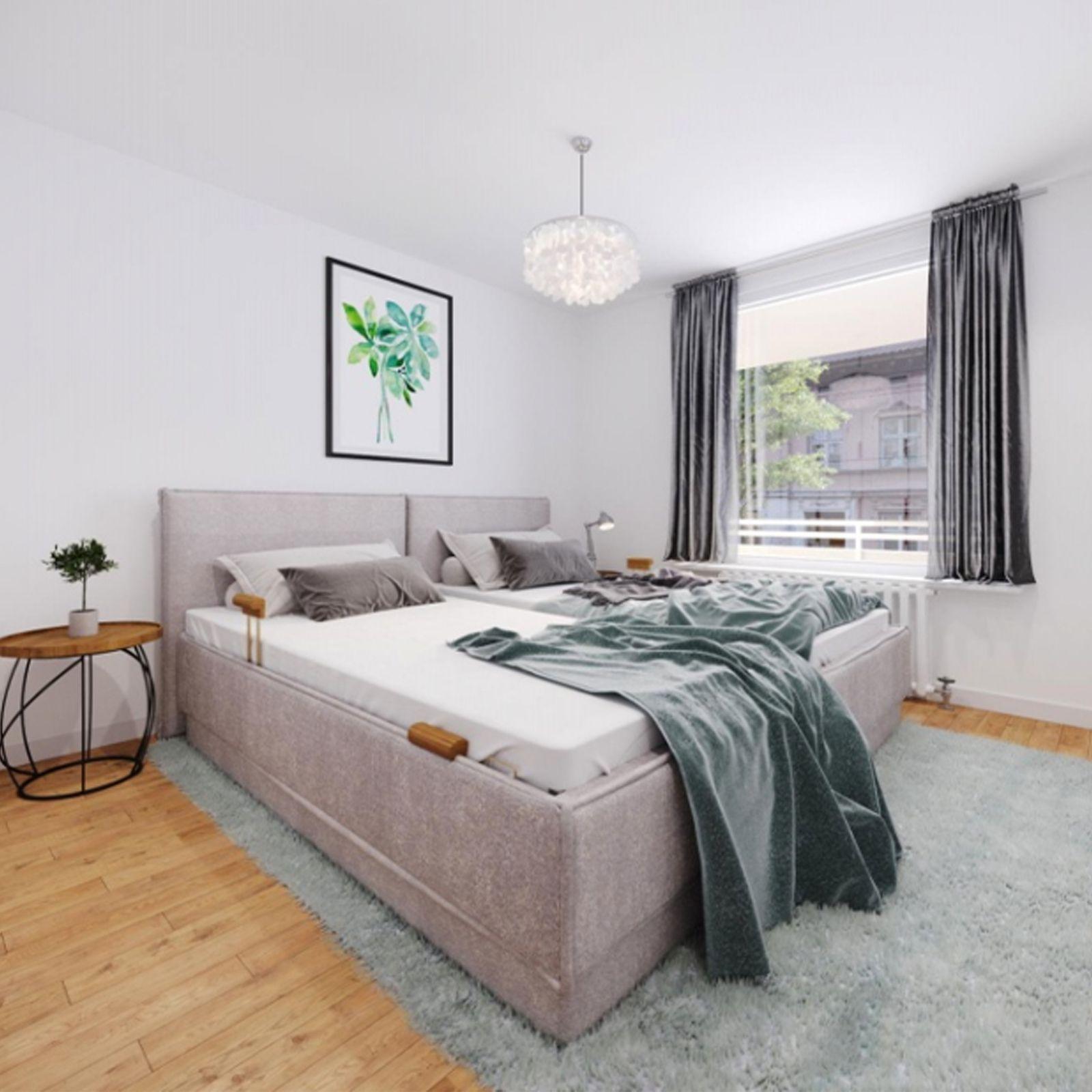 Komfortbett In Modernem Design Wohnen Haus Deko Designer Bett