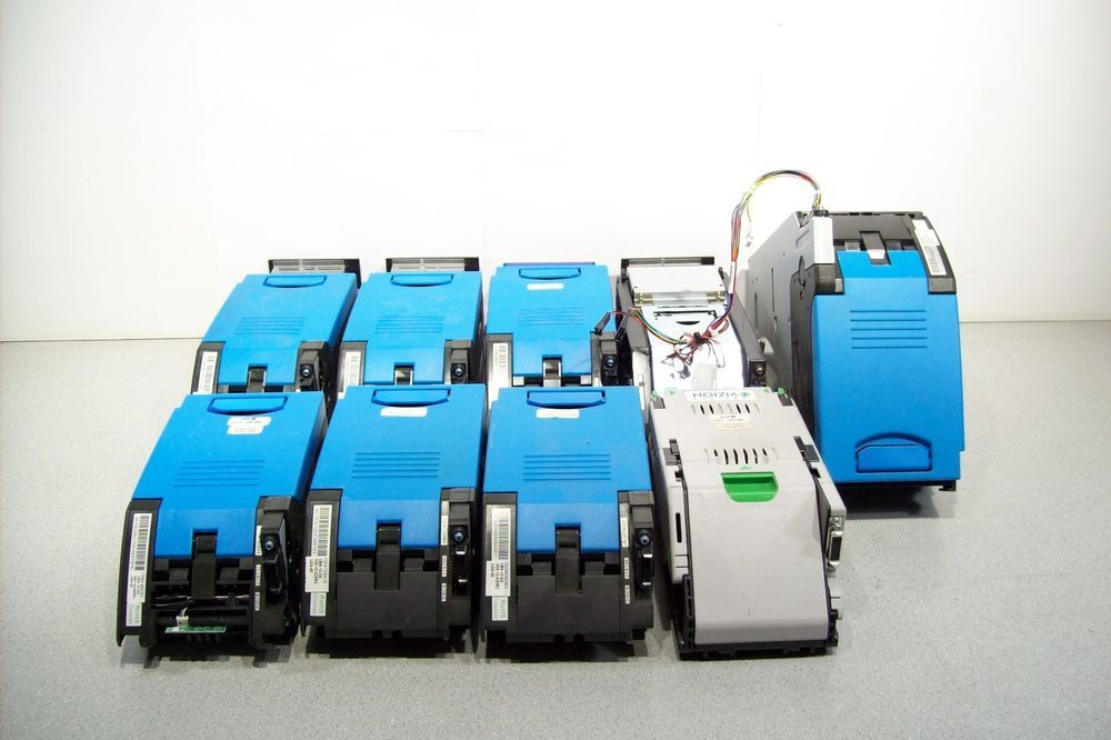 Lot of UBA-10-SS JCM iVizion Bill Acceptor VALIDATOR iVIZION-100-SS