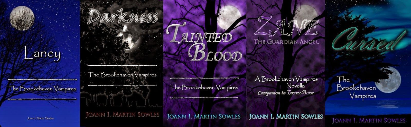 Book Purses and Reviews: The Brookehaven Vampires by Joann I. Martin Sowles