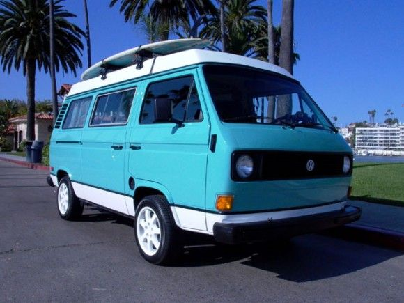 81 westy very nice surfer paint job vw westy pinterest van am nag campingcar et peinture. Black Bedroom Furniture Sets. Home Design Ideas