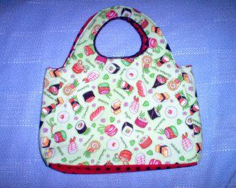 Sushi purse