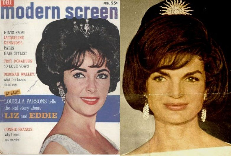 Jackie Kennedy Hairstyle Archives Www Pinkpillbox