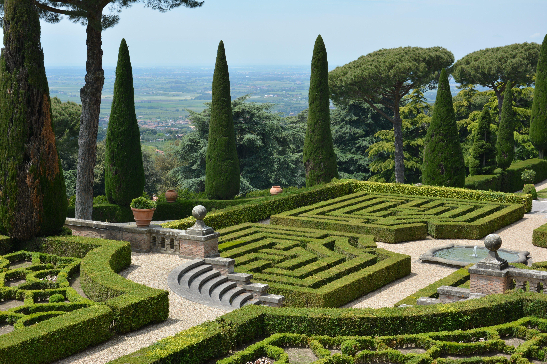 08cefb9a006d6b239834f1551e2452f4 - Barberini Gardens Of The Pontifical Villas