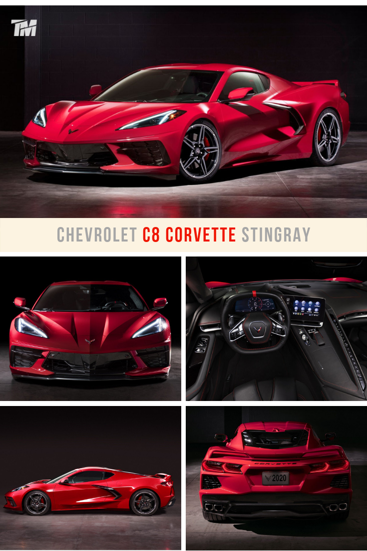 New Corvette C8 Stingray The Mid Engine Supercar You Can Afford Corvette Super Cars Chevrolet