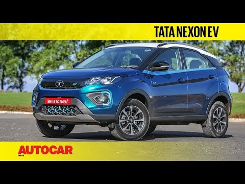 Tata Nexon Ev Review In 2020 Tata Upcoming Cars First Drive