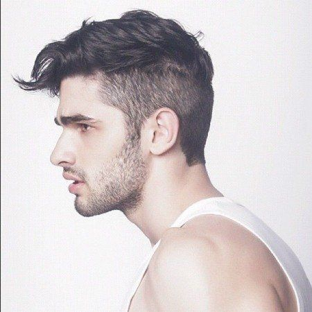 Pleasing 1000 Images About Mens Haircuts On Pinterest Guy Haircuts Men Short Hairstyles Gunalazisus