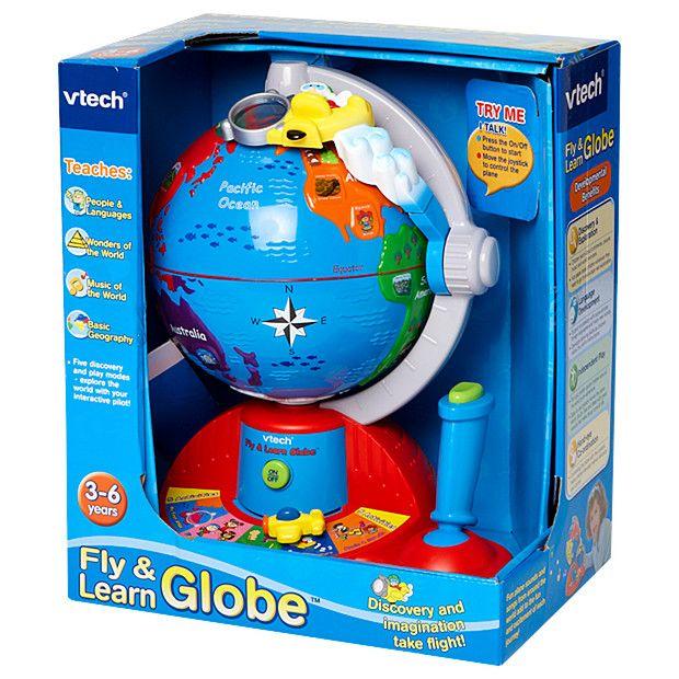 4989ccf89a46 VTech Fly   Learn Globe