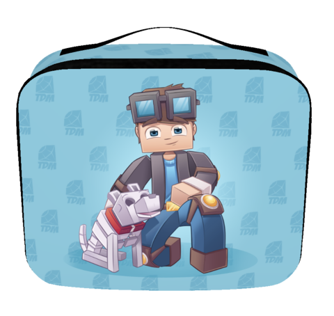 TheDiamondMinecart - Insulated Lunchbox I really want one