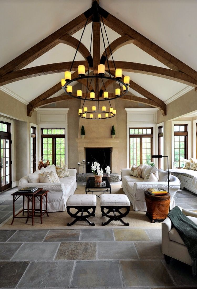 Tile Floor Designs For Living Rooms: Pharmacy Style Floor Lamps