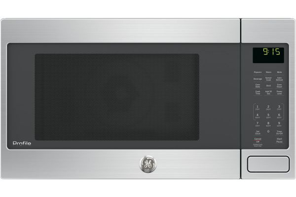 Ge Profile Stainless Steel Countertop Convection Microwave In 2020 Stainless Steel Countertops Convection