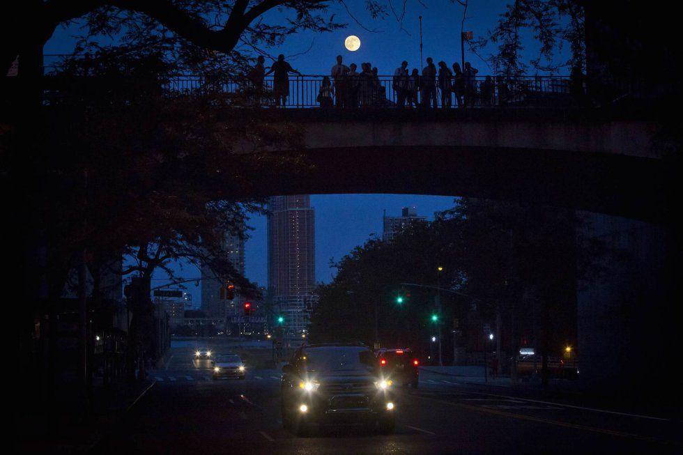 Manhattan entre el Sol y la Luna | Fotogalería | Actualidad | EL PAÍS