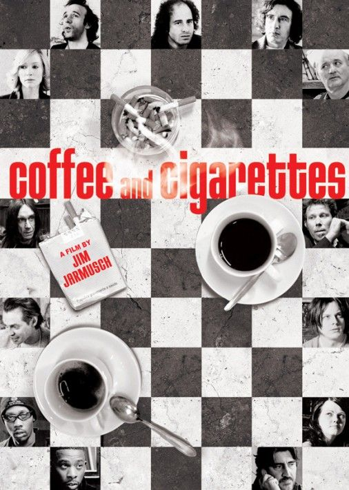 Coffee and cigarettes: Roberto Benigni is the funnies in this film. must see film.