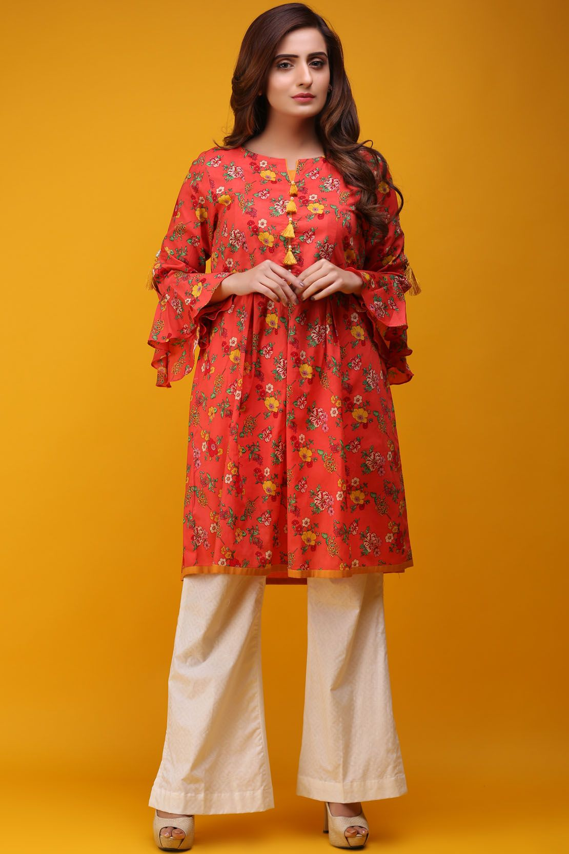 848b173ea3 Single Shirts- warda latest summer lawn dresses collection 2018-2019 (5)