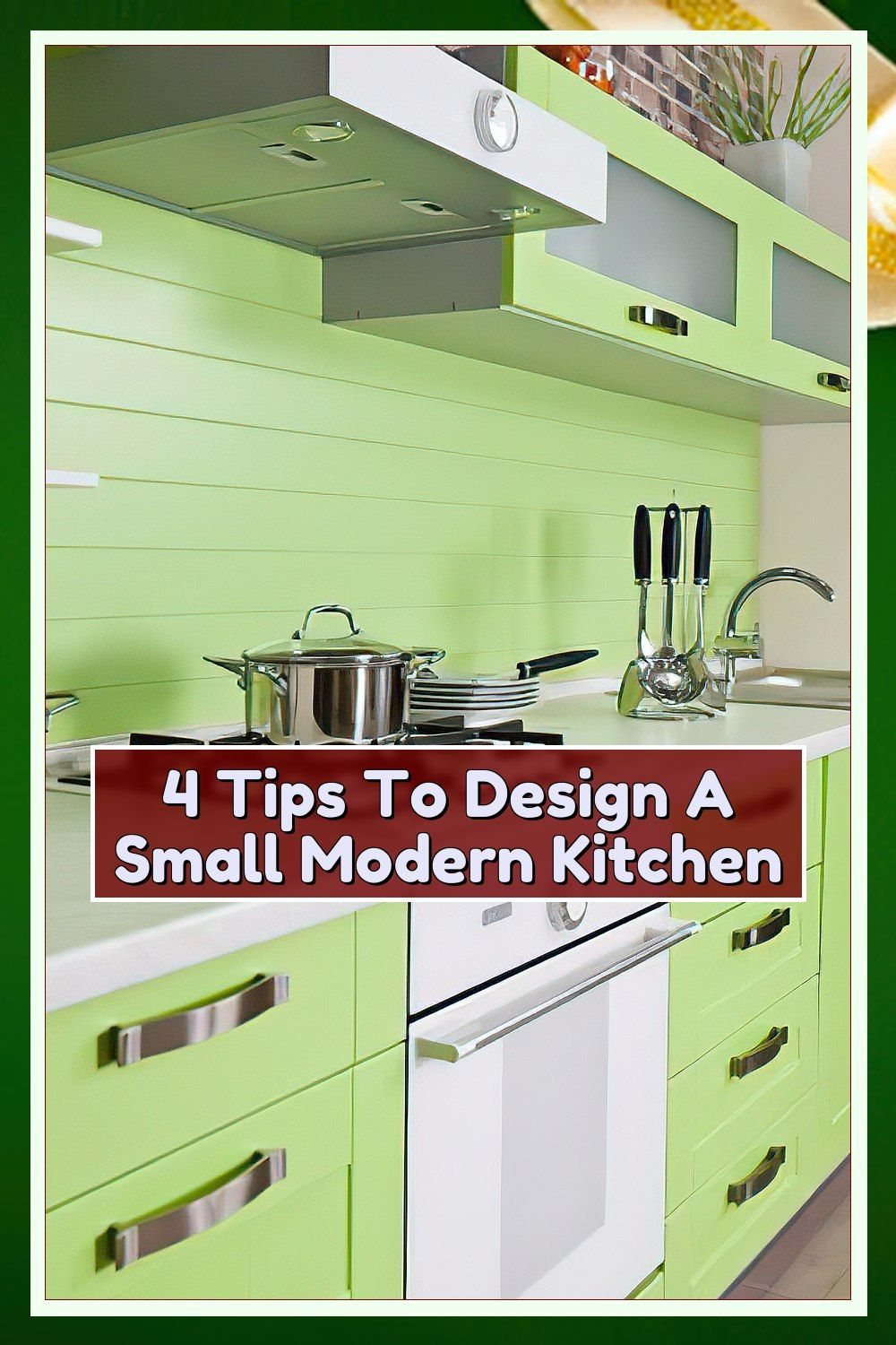 5 Modern Kitchen Designs For Small Spaces Kitchen Decor Tips In 2021 Small Modern Kitchens Modern Kitchen Design Modern Kitchen