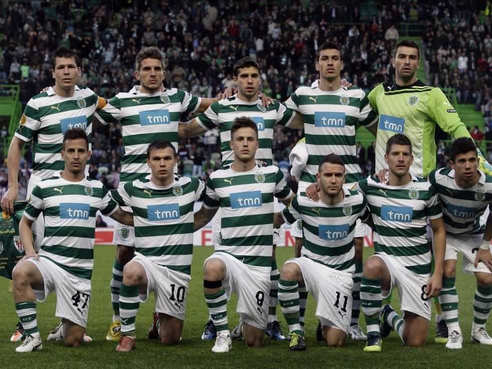 Sporting Clube De Portugal 2011 2012 Sports Personal Qualities Sports Jersey