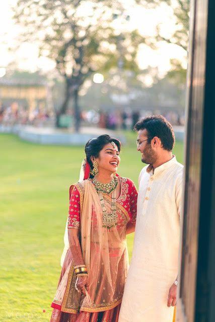 Sharva and Riddhi – A Super Fun Gujarati wedding that has
