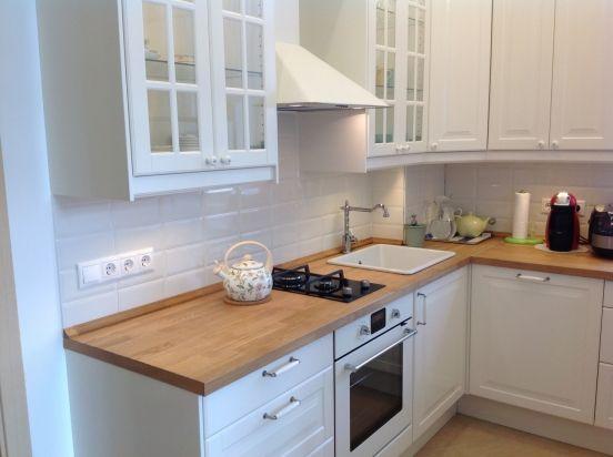белая кухня Ikea Family Kitchen Kitchen Decor Kitchen