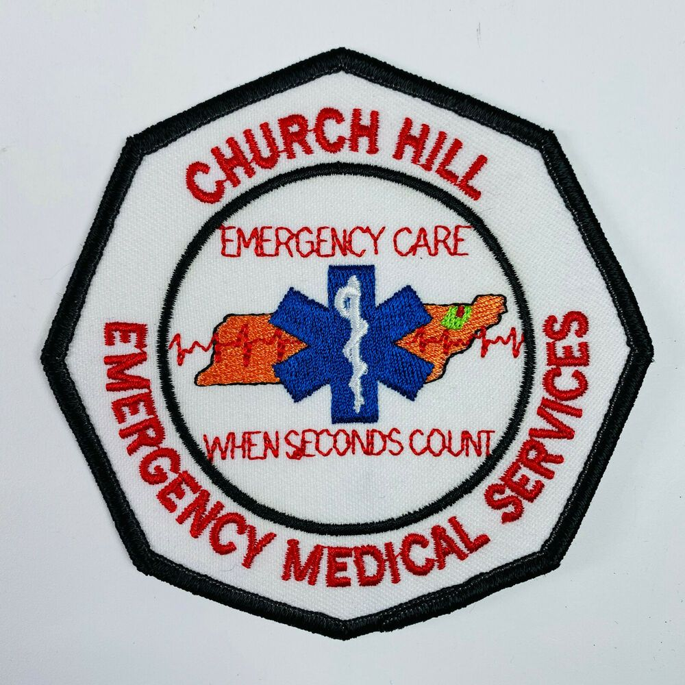 Church hill emergency medical services ems tennessee patch
