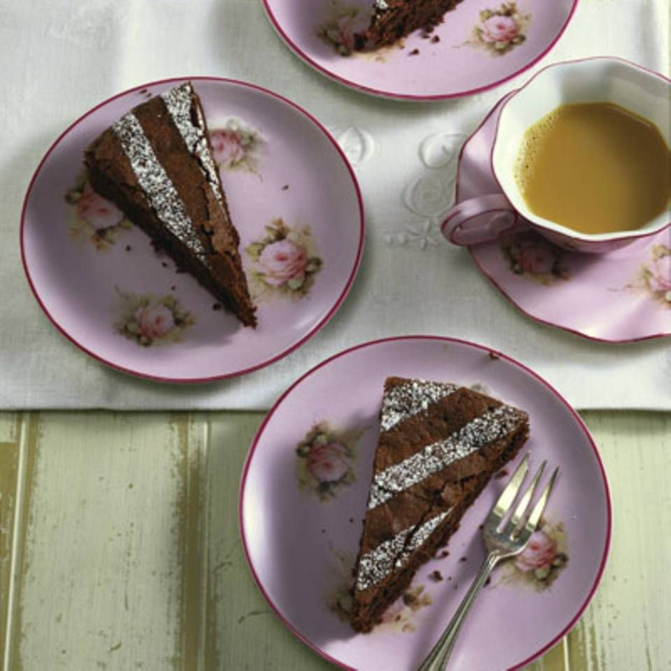 Blitz-Schokoladenkuchen