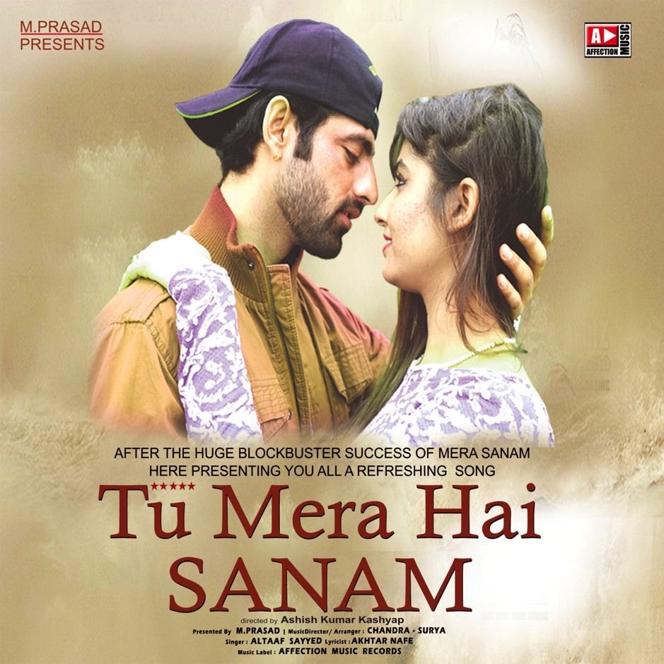 Tu Mera Hai Sanam Feat Chandra Surya Single By Altaaf Sayyed Sponsored Chandra Feat Single Surya Affiliate Mp3 Song Download Mp3 Song Mera