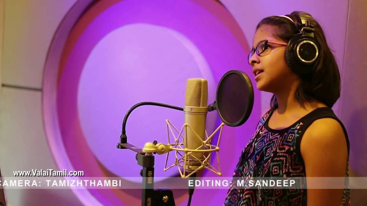 Tamil Birthday Song (தமிழ் பிறந்தநாள்
