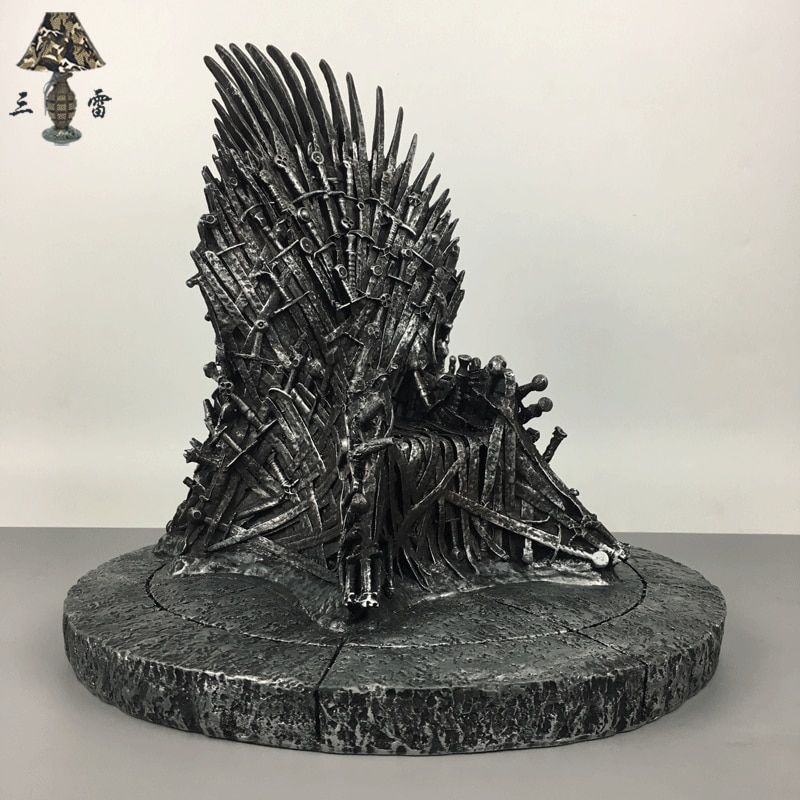 Cm Modèle Épée Figurine Of Jouets Game Jouet Thrones Chaise 17 CdBoerx