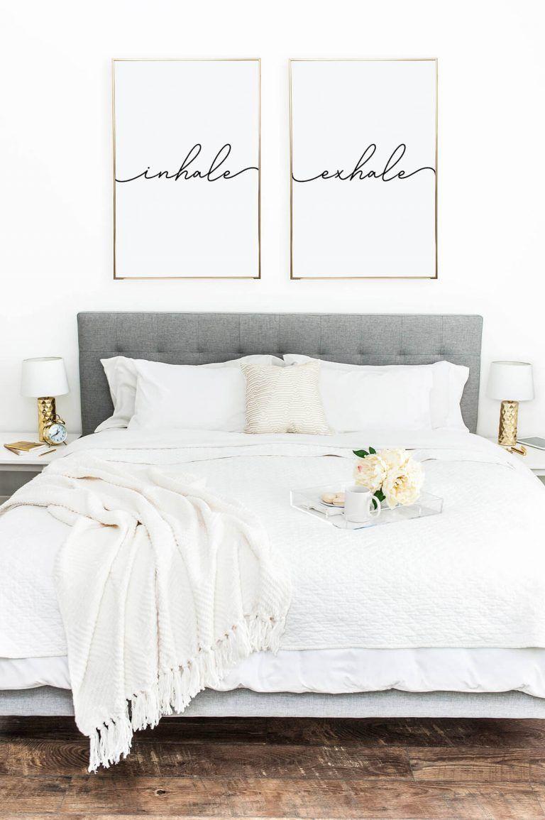 Pareti camera da letto: 15 idee per decorare con stile e ...