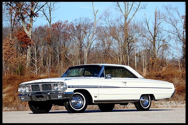 1964 Ford Galaxie 500 Hardtop R Code 427 425 Hp 4 Speed We Had A
