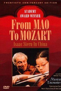 From Mao to Mozart: Isaac Stern in China, 1981. For all lovers of classical music.