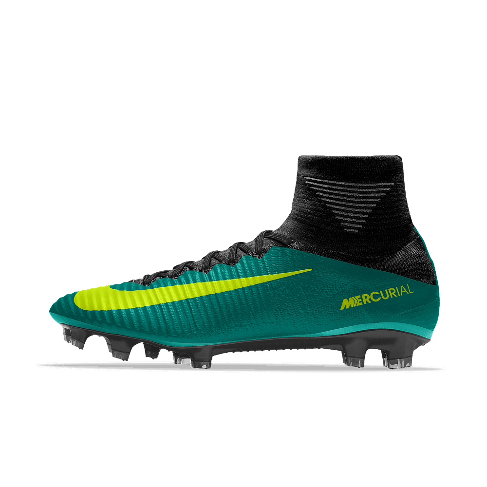 ae66c753d0d ... clearance nike mercurial superfly v fg id mens firm ground soccer cleats  size 7.5 green 9006c