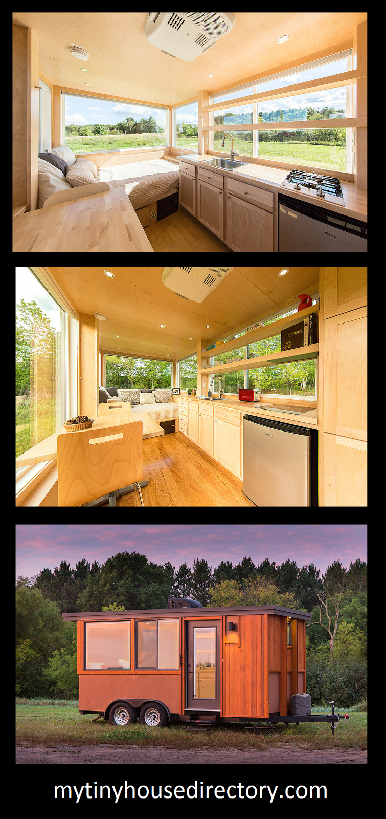mytinyhousedirectory: Escape Vista and Vista Go | Tiny House Luv ...