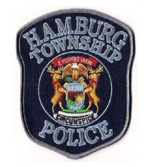 Hamburg Pd Mi Police Patches Police Badge Police