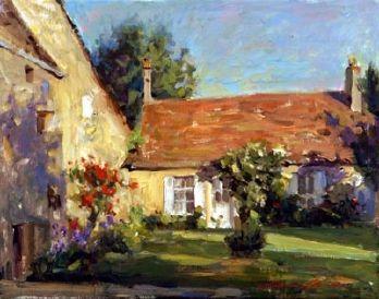 Leonard Wren Studio - Giclees - Artist Proofs |Leonard Wren Paintings