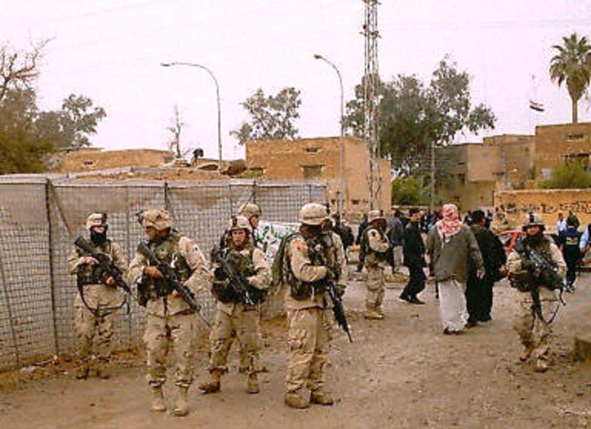 Occupation of Iraq December 17, 2003 The U.S. 4th