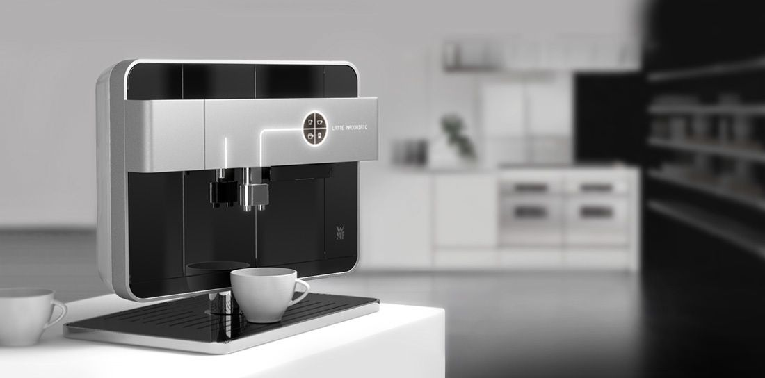 wmf e21 kaffee vollautomat pearl creative keep it simple. Black Bedroom Furniture Sets. Home Design Ideas