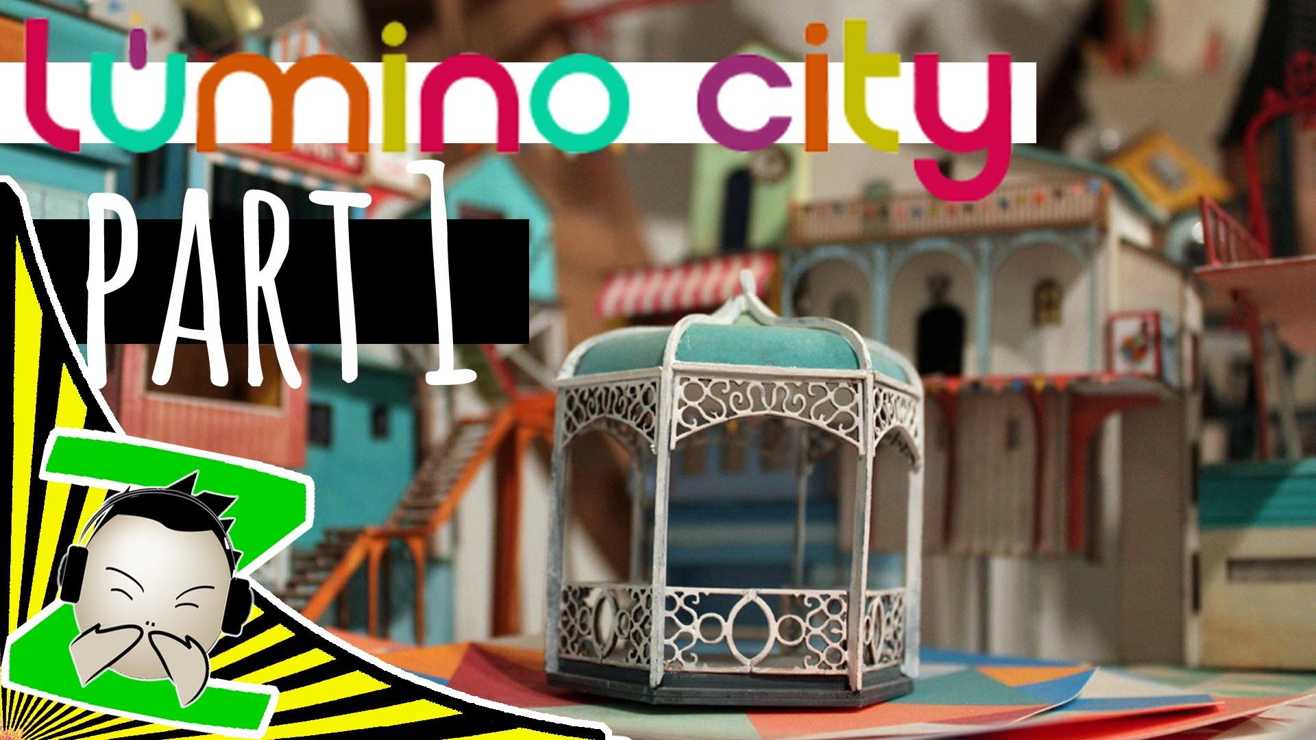 Lumino City Part 1 Let S Play Walkthrough Review Puzzle Game F State Of Play Puzzle Game Games To Play