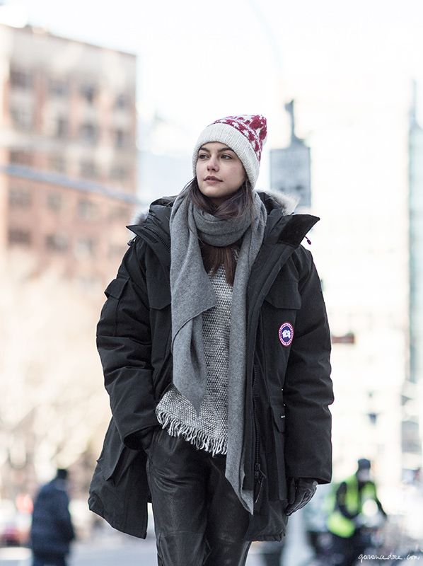 canada goose down giacca