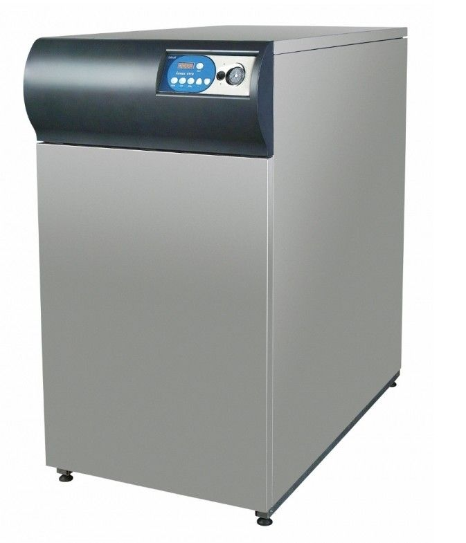 Imax Xtra is a high efficiency floor standing condensing boiler ...