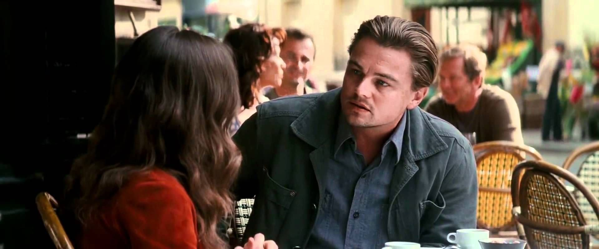 You could argue all of Inception is a #SUBmoment but this cafe scene is particularly good | Inception, Leonardo dicaprio, Scene